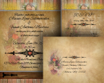 Custom Wedding Services: Invitations, Thank You, Ecards...etc